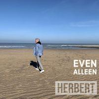 Cover Herbert [BE] - Even alleen